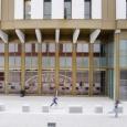 La façade du Petit théâtre