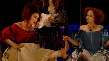Les Précieuses ridicules, mise en scène de Christian Schiaretti