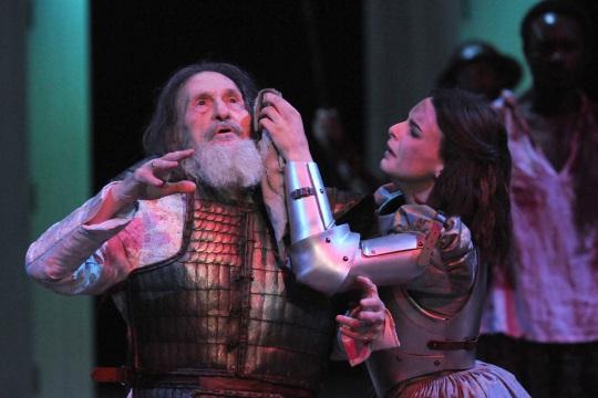 Le Roi Lear Lear de William Shakespeare