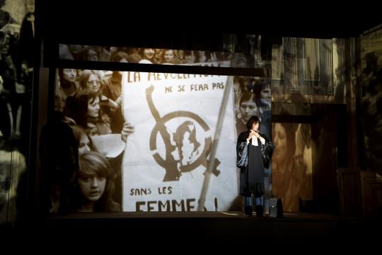 HORS LA LOI - Pauline Bureau - Theatre du Vieux-Colombier