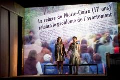 de - Mise en scene - Decor - Lumieres - Costumes - Theatre - 2018 - avec :