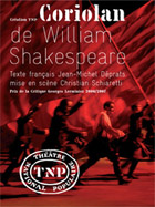 Coriolan de William Shakeaspeare