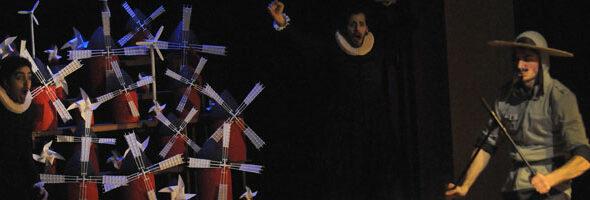 Photo de une - Don Quichotte