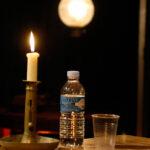 Iluustration Théâtre et philosophie, bougie et ampoule