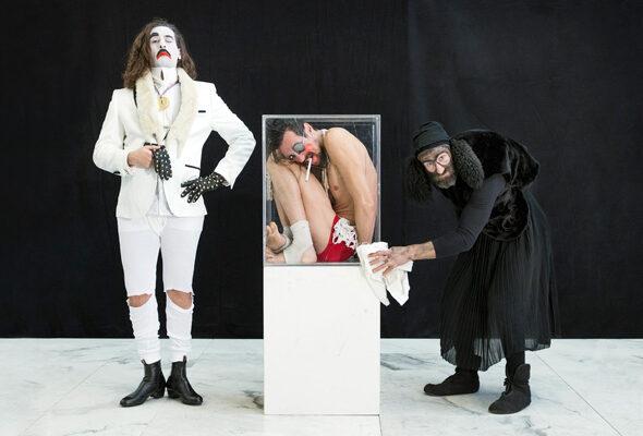 Eins Zwei Drei, Biennale de la danse 2018