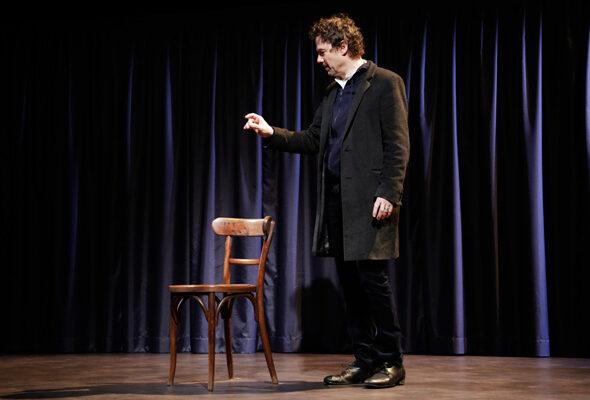 Le Monde d'hier, spectacle théâtre