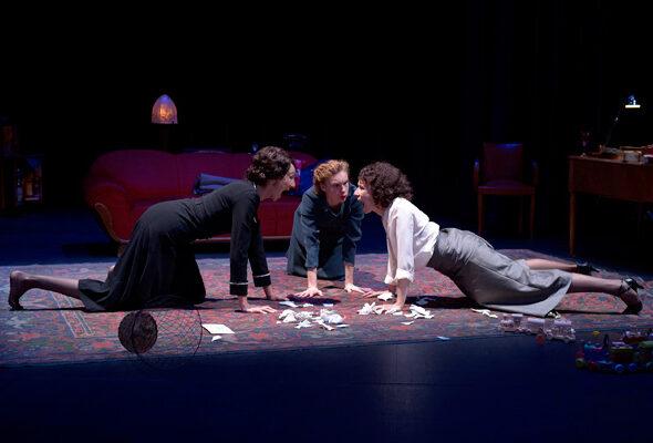 Mme Klein, spectacle théâtre