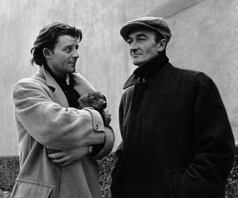 Gérard Philipe et Jean Vilar (1958)