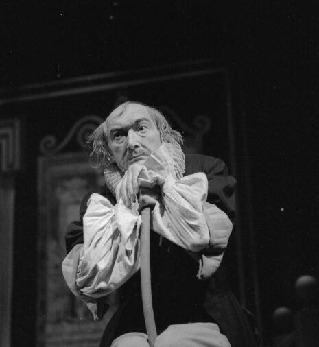 L'Avare de Molière. Jean Vilar. Paris, Théâtre National Populaire, 1962.