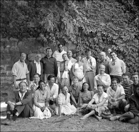 JeanVilar et ses comédiens (1958)