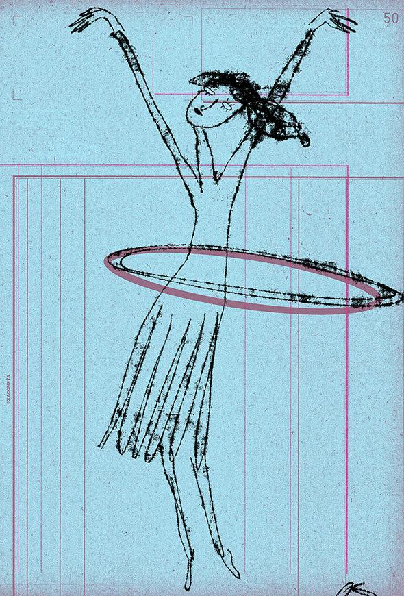Illustration spectacle Hors la loi - Comédie Française