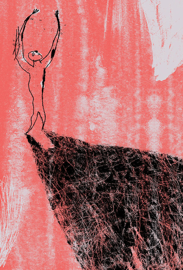 Illustration spectacle Jeu des Ombres
