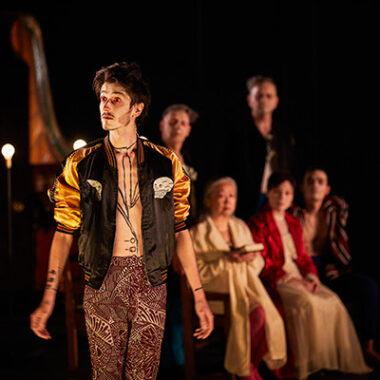 Photo du spectacle Le Jeu des Ombres