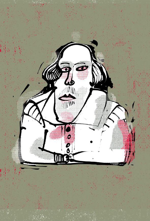 Illustration spectacle Shakespeare Resonance - Peter Brook