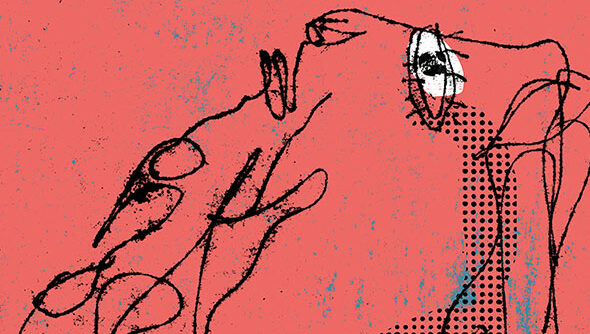 Illustration spectacle Le roi lear - Shakespeare