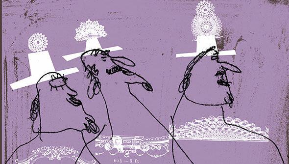 Illustration spectacle Les trois Mousquetaires - Alexandre Dumas