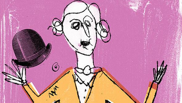 Illustration spectacle Lewis versus Alice - Lewis Caroll
