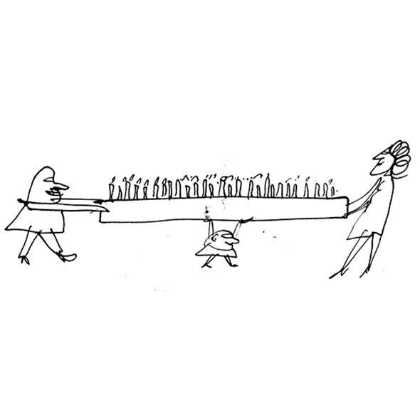 Illustration cent ans du TNP