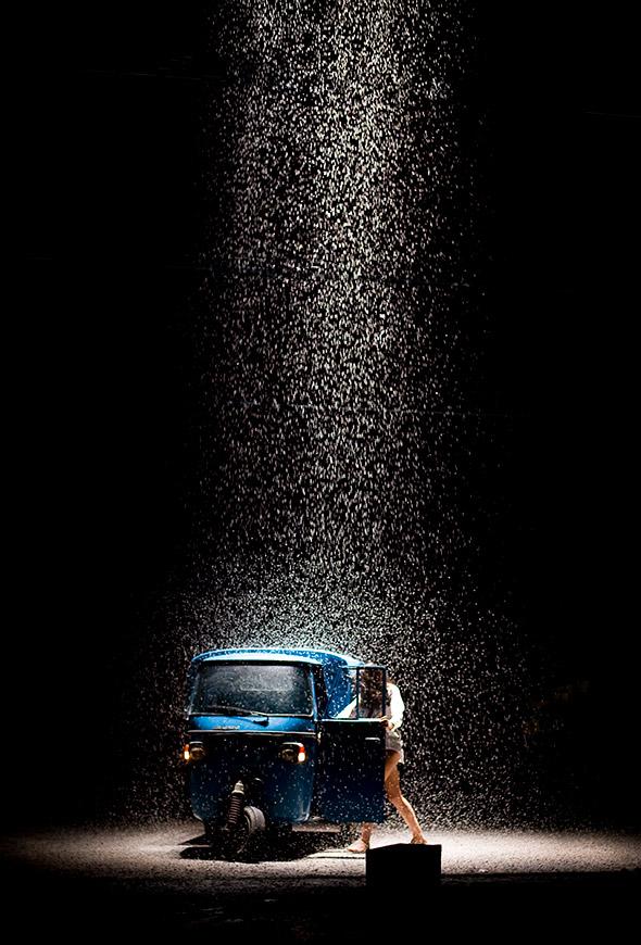 Photo voiture - covoiturage - TNP