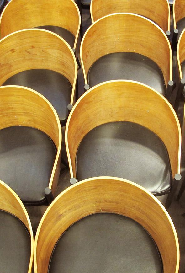 Photo de sièges - recrutement- TNP