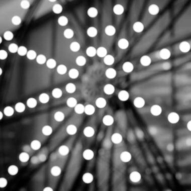 Photo roue du théâtre TNP